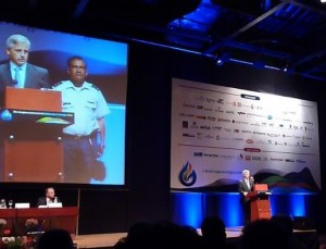 Anuncio de Industrialización de Gas en Bolivia